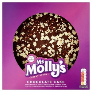 Ms Molly's chocolate cake