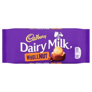 Cadbury Dairy Milk Wholenut