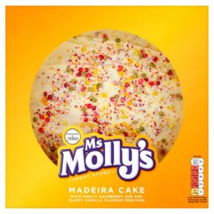 Ms Molly's Madeira Cake