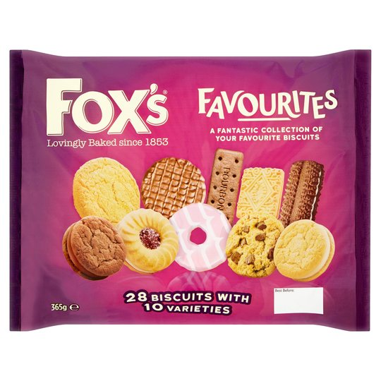 Fox's Mix 365gr