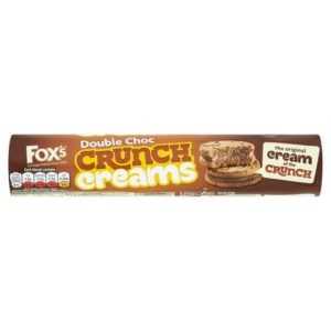 Fox's Crunch Creams double choc