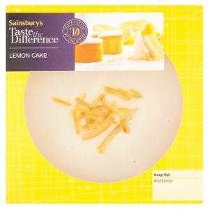 Lemon Cake (S)