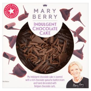 Mary Berry Indulgent Chocolate Cake