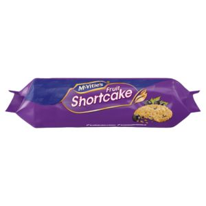 Mcvittie's Fruits Shortcake