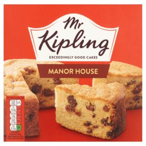 Mr Kipling Fruit Cake
