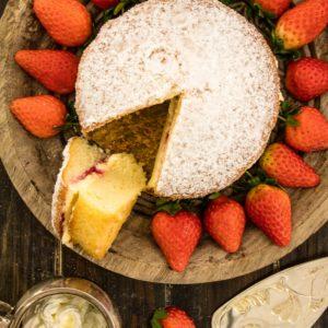 The English Cake Company, Victoria Sponge Cake